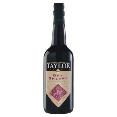 Taylor New York Desserts Dry Sherry Red Wine