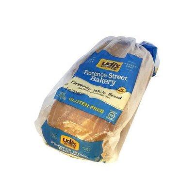 Udi's Gluten Free Farmhouse White Bread Bakery