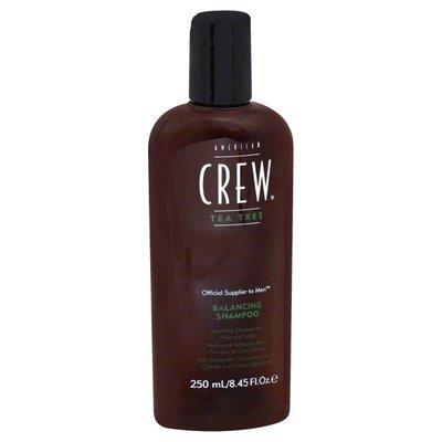 American Crew Shampoo, Balancing, Tea Tree