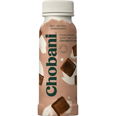 Chobani Chocolate & Cream