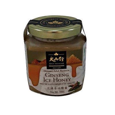 Great Mountain Ginseng Honey