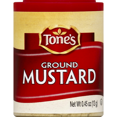 Tone's Ground Mustard