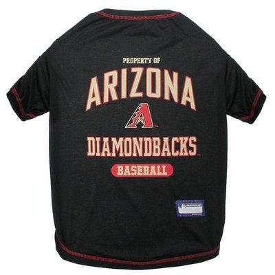Pets First Small Arizona Diamondbacks T Shirt