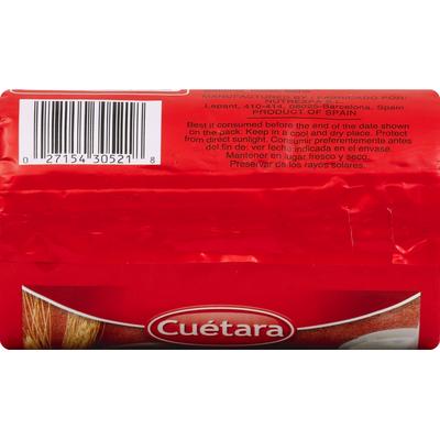 Cuetara Cookies, Maria