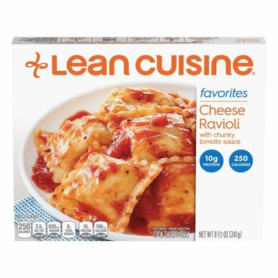 Lean Cuisine Cheese Ravioli