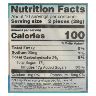 Dandies Marshmallows, Vegan, Vanilla Flavored