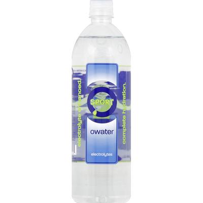 Owater Water, Electrolyte Enhanced