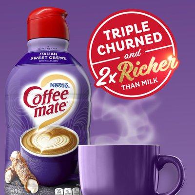 Nestle Italian Sweet Creme Liquid Coffee Creamer