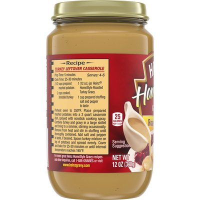 Heinz Roasted Turkey Gravy