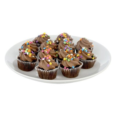 Two Bite Cupcakes, Chocolate