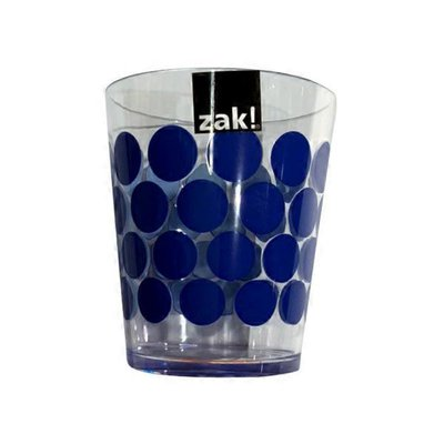 Zak Blue Dot Tumbler