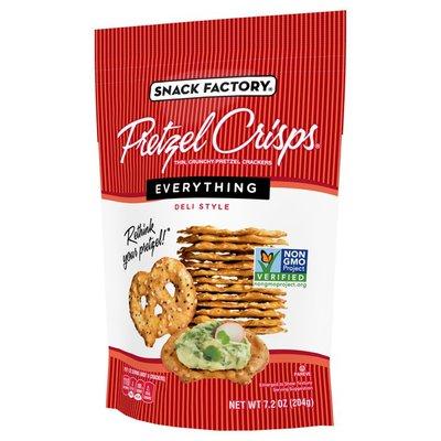 Pretzel Crisps® Everything Pretzel Crisps
