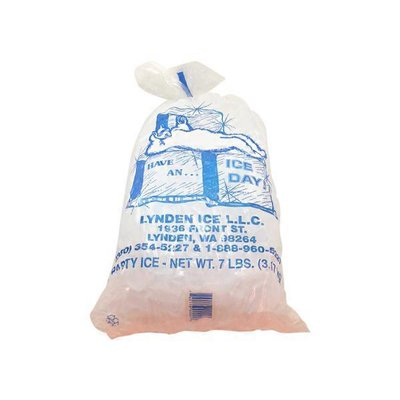 Allied Ice Bagged Party Crushed Ice