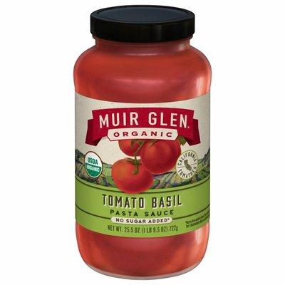 Muir Glen Organic Tomato Basil Pasta Sauce
