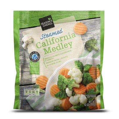 Season's Choice Frozen California Medley