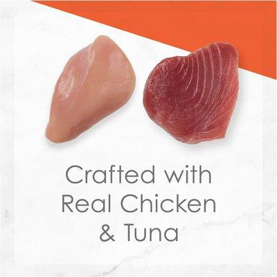 Fancy Feast Wet Cat Food, Flaked Chicken & Tuna Feast