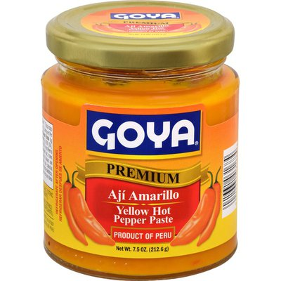 Goya Aji Amarillo Yellow Hot Pepper Paste