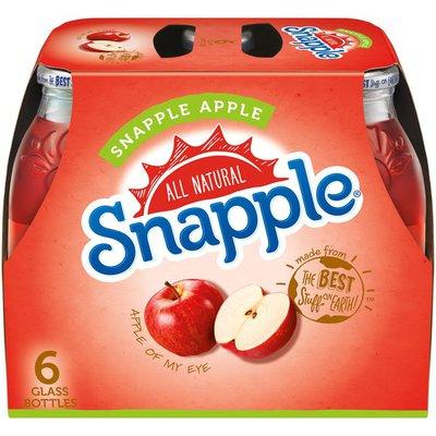 Snapple Apple Juice Drink