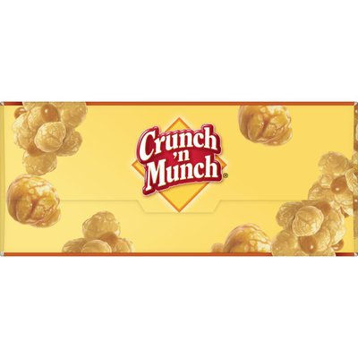 Crunch 'n Munch Caramel Popcorn With Peanuts Family Size