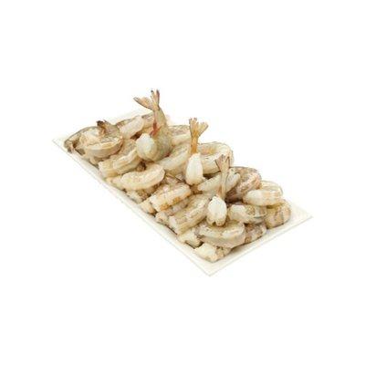 Raw Easy Peel Shrimp 16/20 Count, Previously Frozen