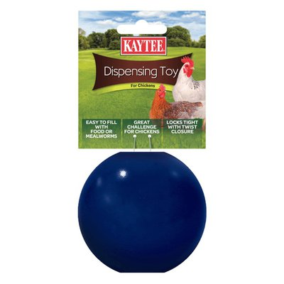 Kaytee Chicken Dispensing Toy