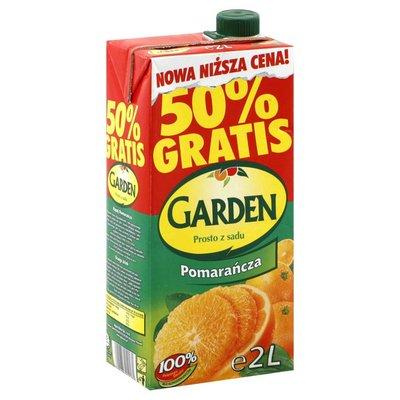 Garden Orange Drink