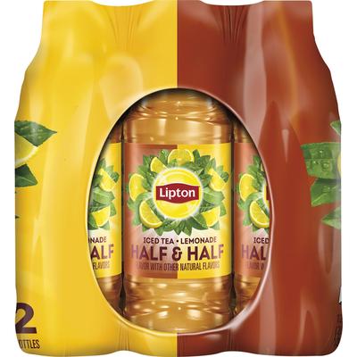Lipton Half & Half Iced Tea & Lemonade Iced Tea