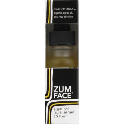 Zum Face Facial Serum, Argan Oil