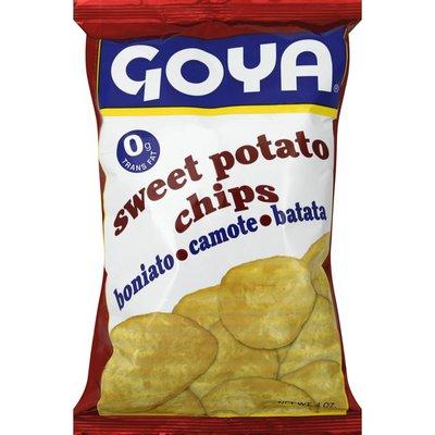 Goya Chips, Sweet Potato