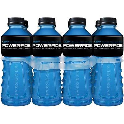 Powerade with Vitamins B3, B6 & B12 Sports Drink
