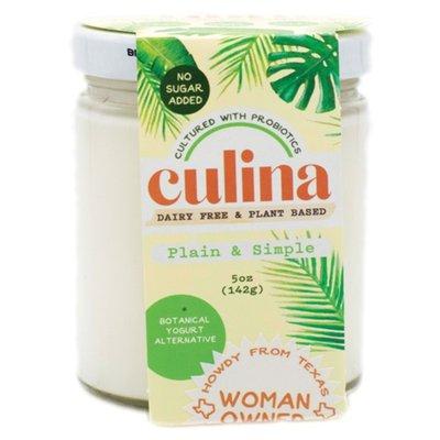 Culina Plain & Simple Yogurt