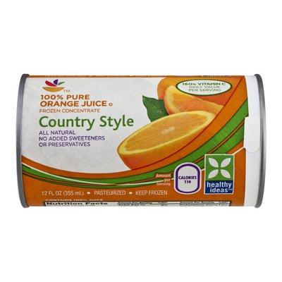 SB Orange Juice, Frozen Concentrate