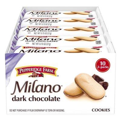 Pepperidge Farm® Dark Chocolate Cookies