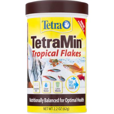 Tetra TetraMin Tropical Flakes