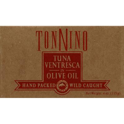 Tonnino Tuna Ventresca in Olive Oil