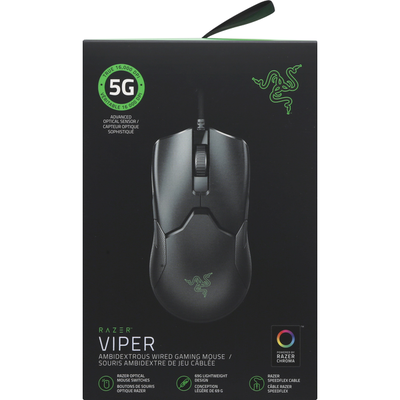 Razer Gaming Mouse, Viper