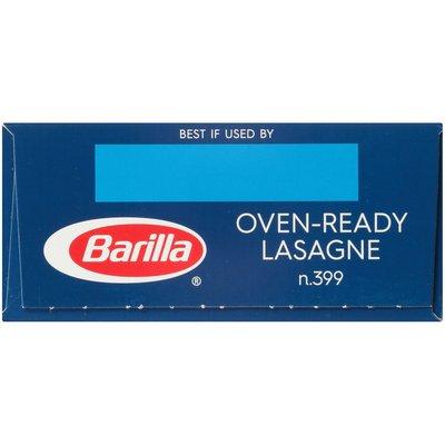 Barilla® Classic Blue Box Oven-Ready Pasta Lasagne