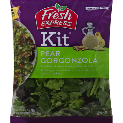 Fresh Express Salad, Pear Gorgonzola