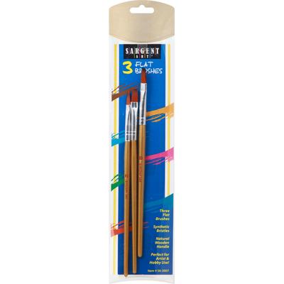 Sargent Art Flat Brushes