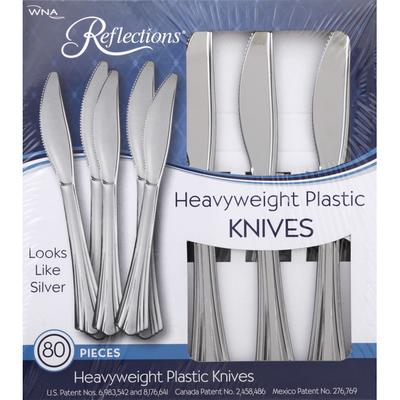 WNA Knives, Heavyweight, Plastic
