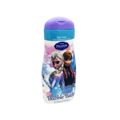 Disney Bubble Bath, Frozen, Frosted Berry Scented