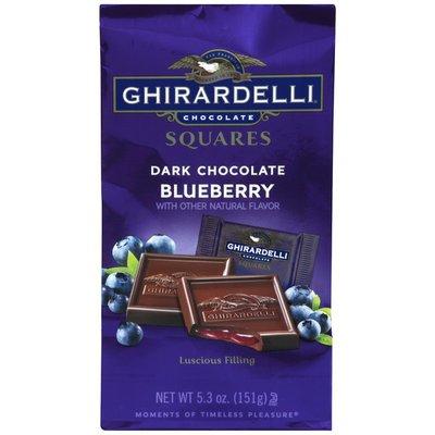 Ghirardelli Squares Dark Chocolate Blueberry