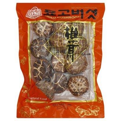 Assi Mushroom, Dried