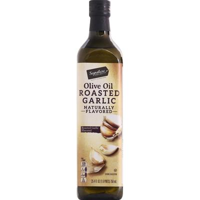 Signature Select Olive Oil, Roasted Garlic