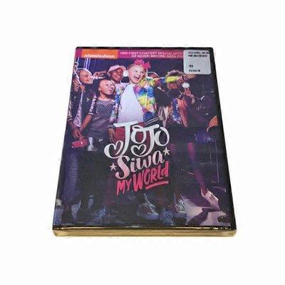 Nickelodeon Jojo Siwa My World DVD