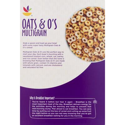 SB Toasted Cereal Oats & O's Multigrain