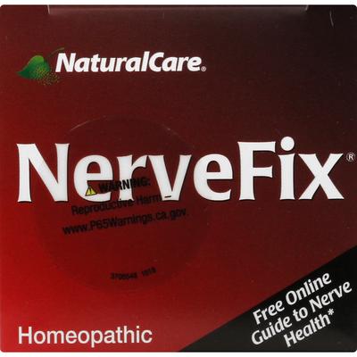 NaturalCare Nerve Fix, Capsules
