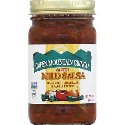 Green Mountain Mild Salsa