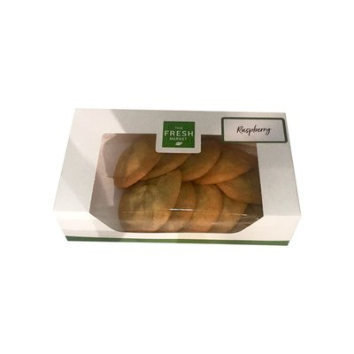 The Fresh Market Raspberry Pillow Cookies