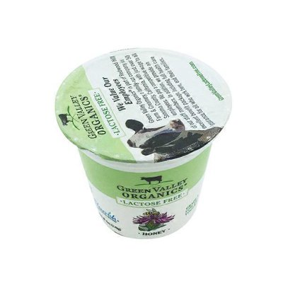 Green Valley Organics Organic Low Fat Honey Yogurt